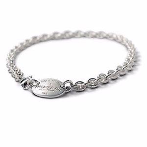Tiffany & Co return to tiffany choker necklace